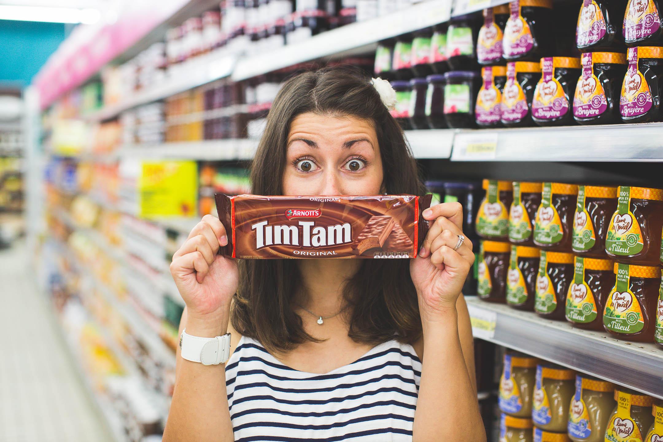 timtam supermarché nouvelle calédonie