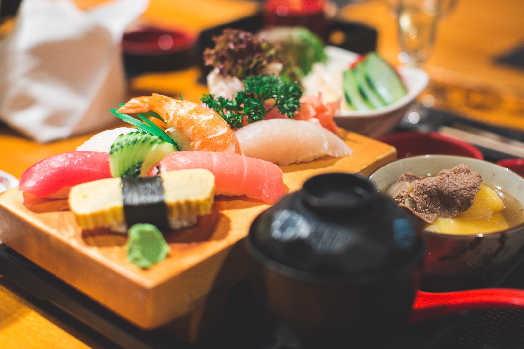 shogun nouméa sushi