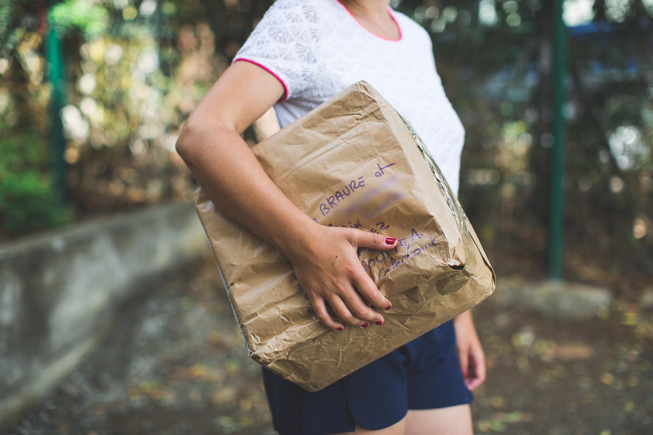 Envoyer/Recevoir un colis en Nouvelle Calédonie