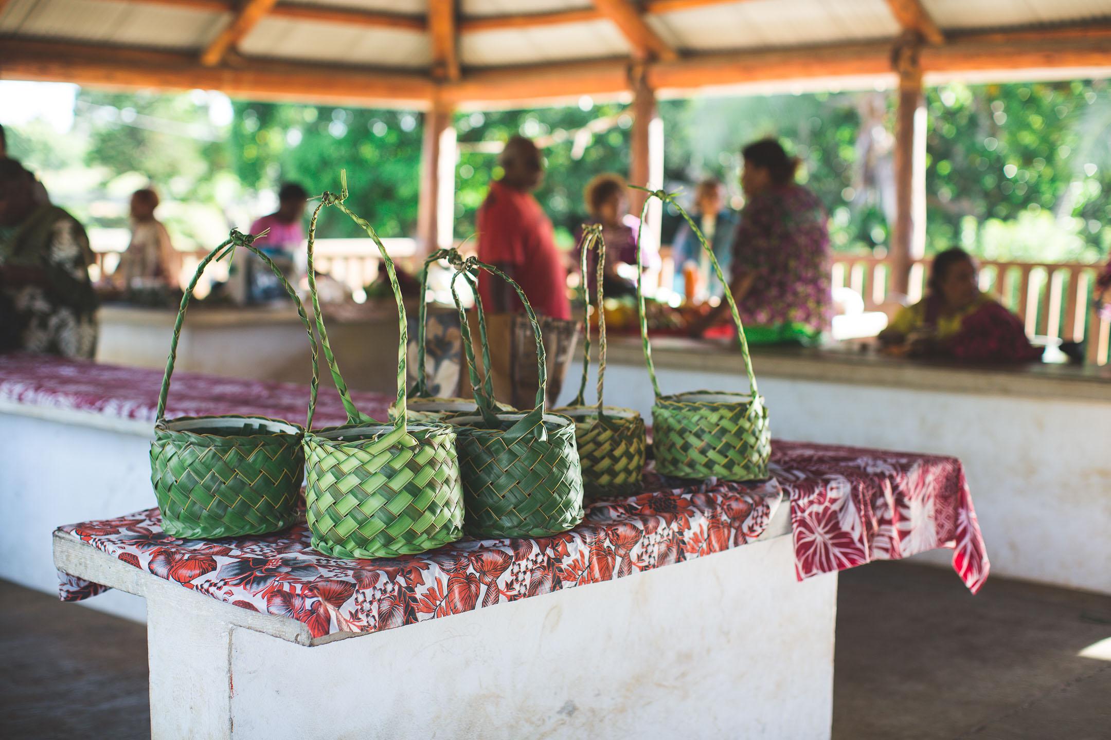 marché vao île des pins