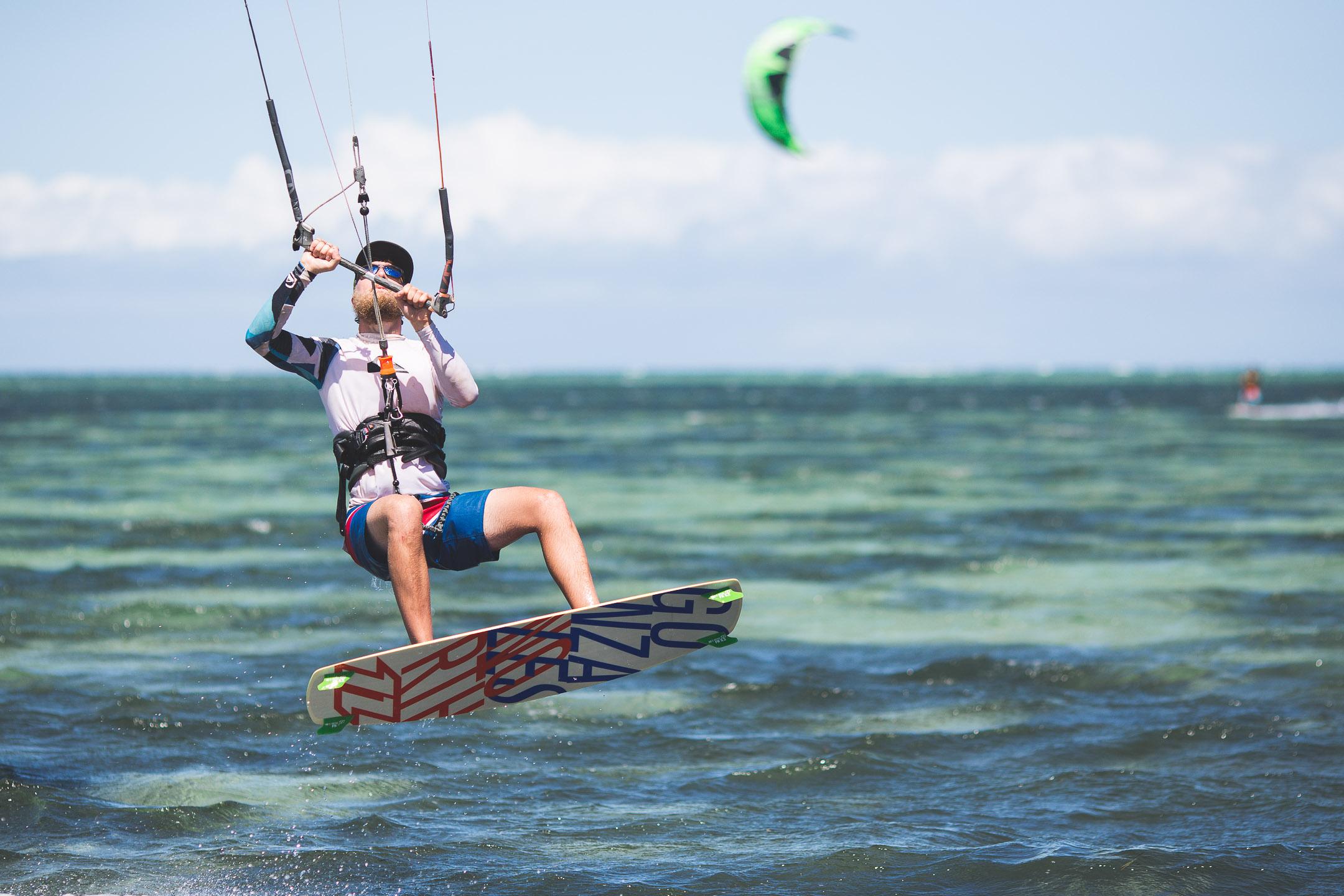 cours kitesurf noumea