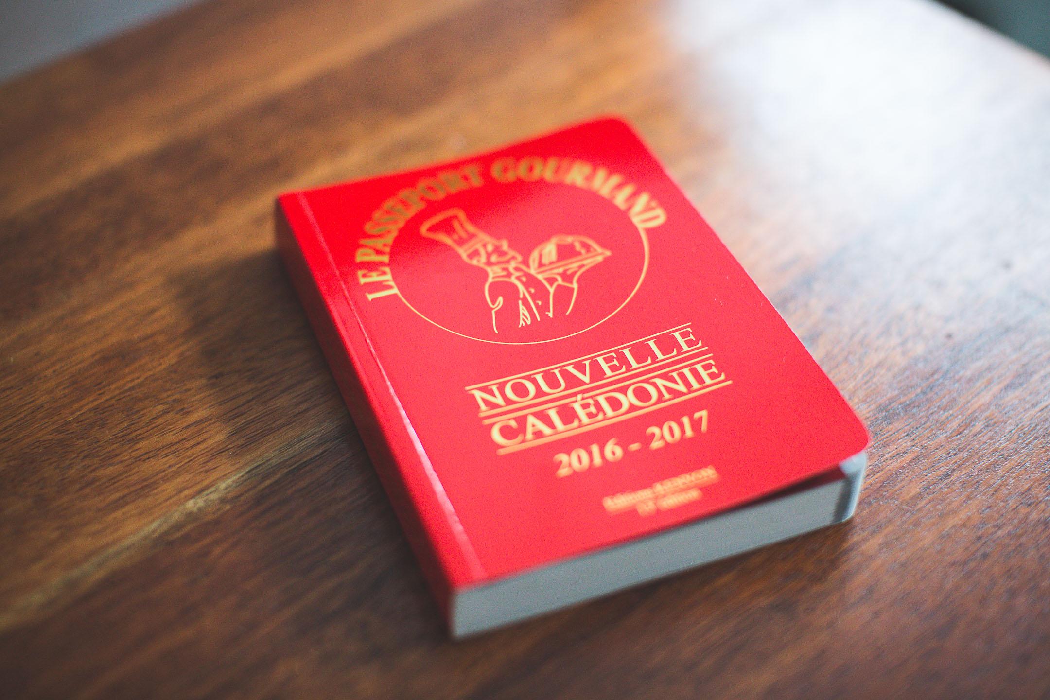 Le Passeport Gourmand de Nouvelle Calédonie