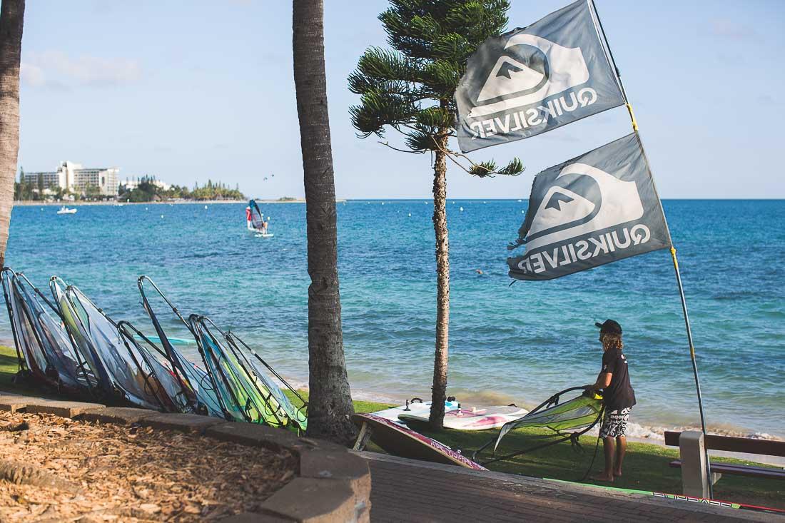 aloha windsurfing nouméa