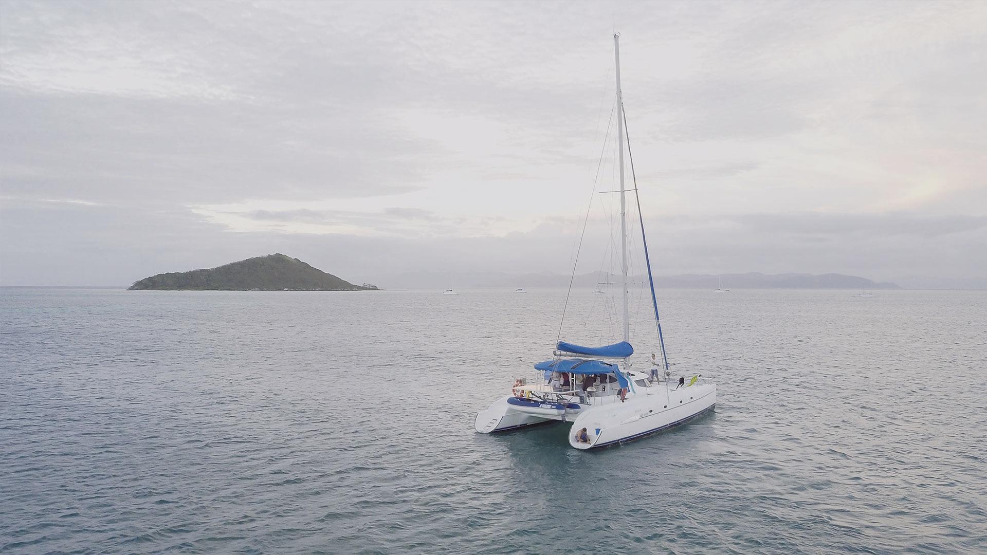 catamaran nouvelle caledonie