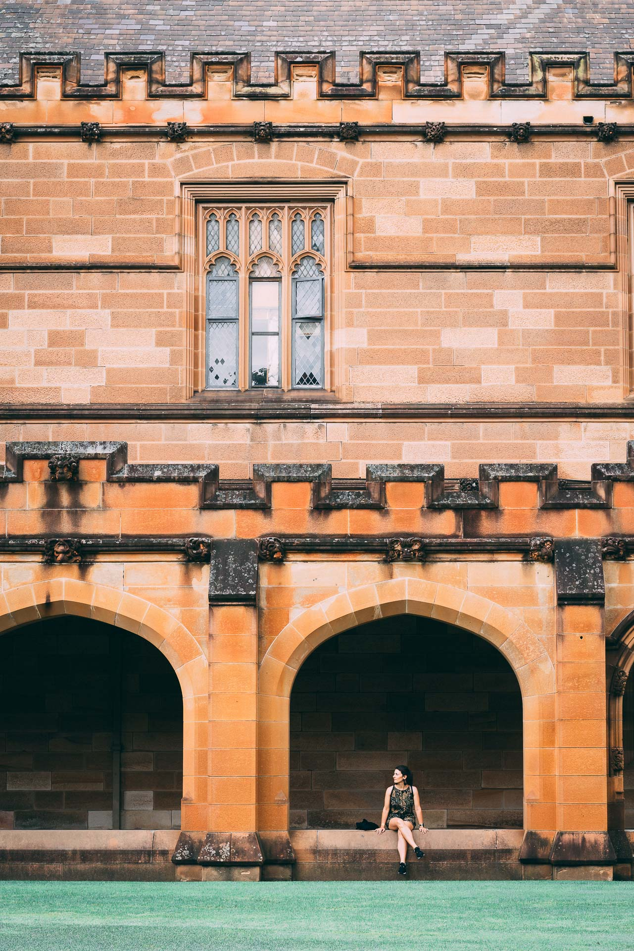 sydney newtown université